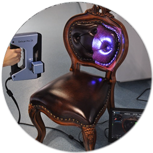 3d laser scanning in furniture industry