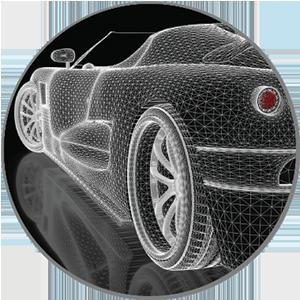 3d Scanning Car Parts